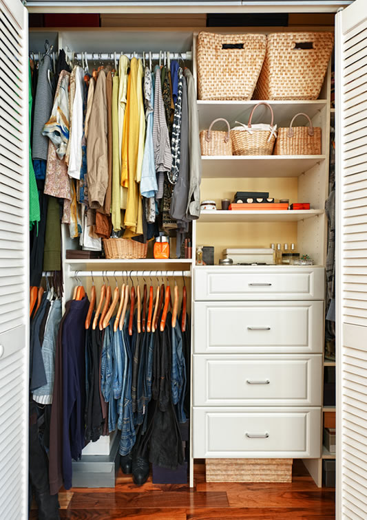 Organize your closets | long island_ny