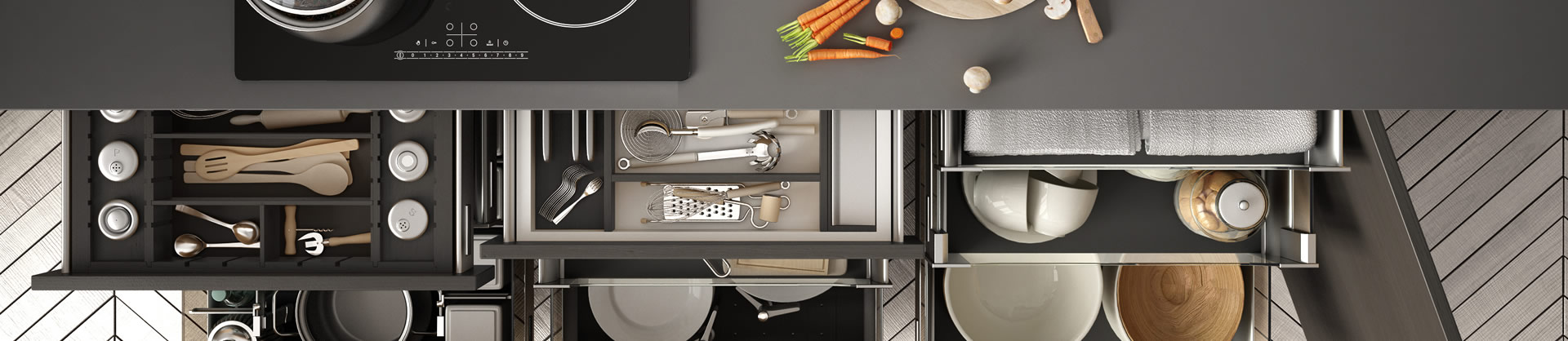 Kitchen Organization - Declutter your Home!